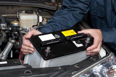 car - battery